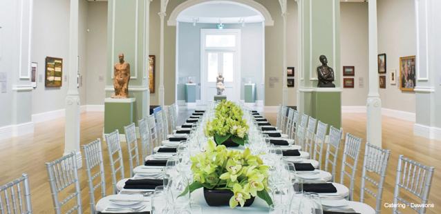 Ponsonby central wedding
