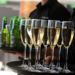 Caterers Auckland Champagne
