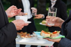 Managing RSVP's for event catering